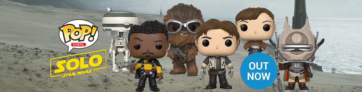 Star Wars Pop! Vinyl
