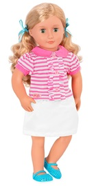 "Our Generation: 18"" Deluxe Doll & Book - Jenny image"