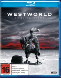 Westworld: Season 2 on Blu-ray