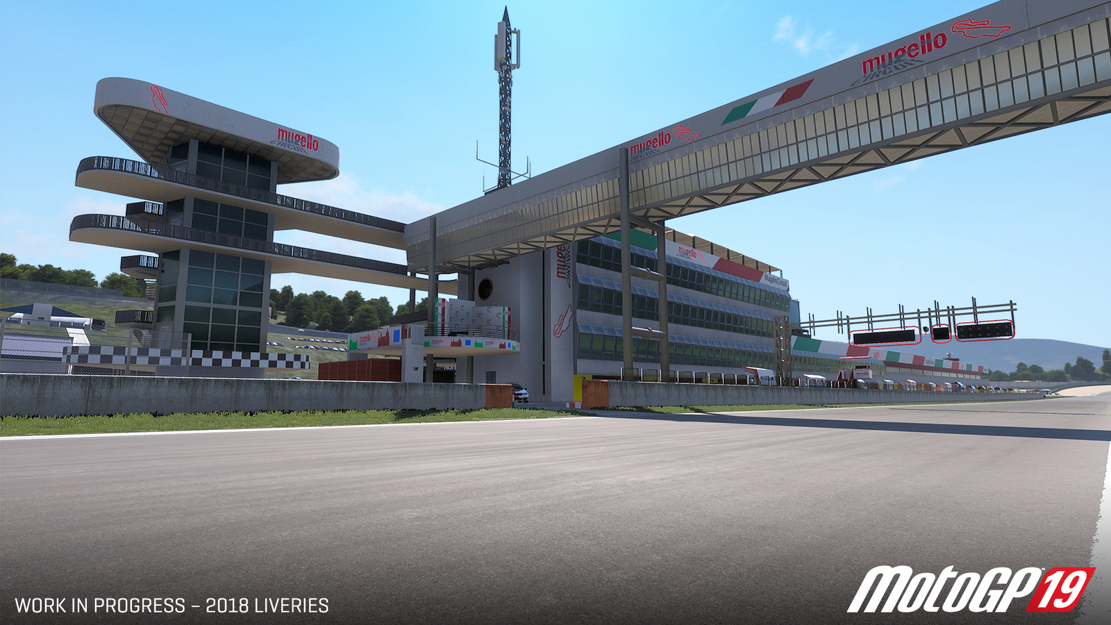 MotoGP19 for PS4 image