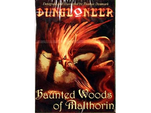 Dungeoneer: Haunted Woods of Malthorin image