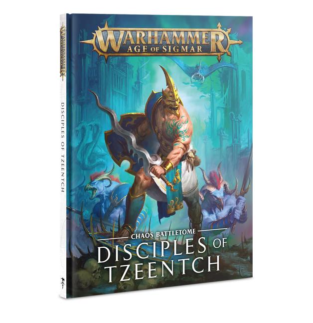 Warhammer Age of Sigmar Battletome: Disciples of Tzeentch