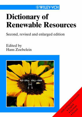 Dictionary of Renewable Resources image