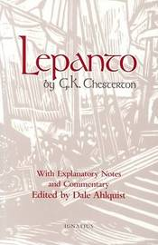 Lepanto by G.K.Chesterton