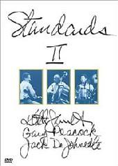 Keith Jarrett, Gary Peacock, Jack DeJohnette - Standards II on DVD