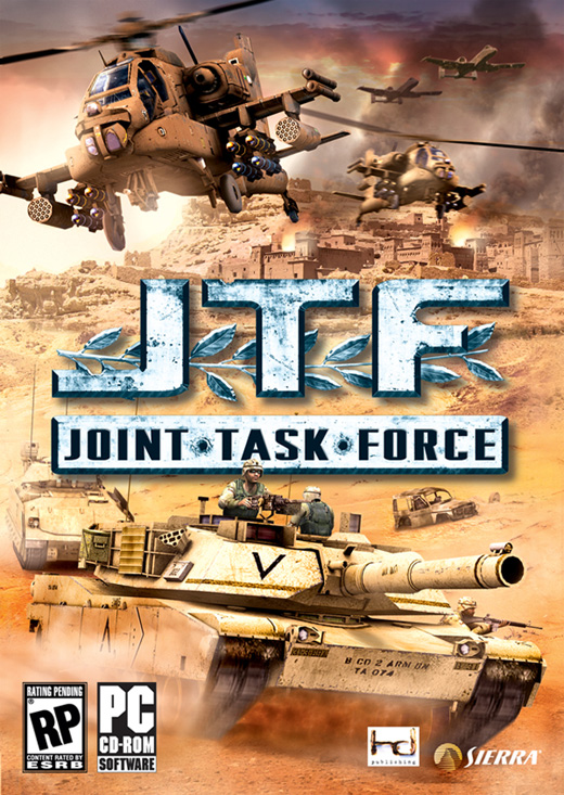Joint Task Force for PC Games image