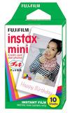 Fujifilm Instax Mini Film - 10 Pack