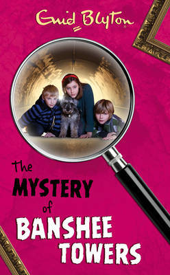 The Mystery of Banshee Towers by Enid Blyton image