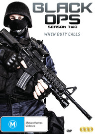 Black Ops Season 2 on DVD