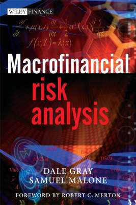 Macrofinancial Risk Analysis by Dale Gray