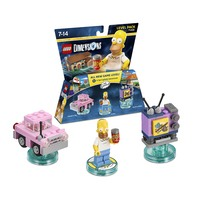 LEGO Dimensions Level Pack - The Simpsons (All Formats) for