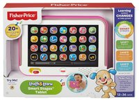 Fisher-Price: Laugh & Learn Smart Stages Tablet - Pink