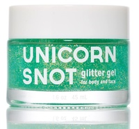 Unicorn Snot: Body Glitter Gel - Green
