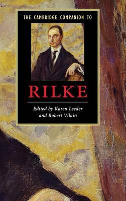The Cambridge Companion to Rilke image
