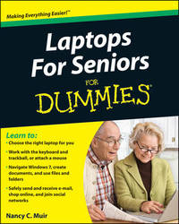Laptops for Seniors For Dummies by Nancy C Muir image