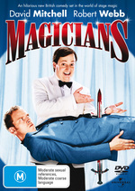 Magicians on DVD