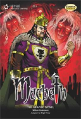 Macbeth Graphic Novel by John McDonald