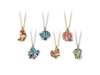 Disney Princess: Glitter Necklace (Assorted)