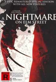 Nightmare On Elm Street, A - Remastered Special Edition (2 Disc Set) on DVD image