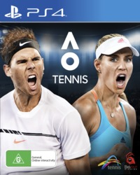 AO Tennis for PS4