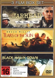 Black Hawk Down / Jarhead / Tears Of The Sun on DVD