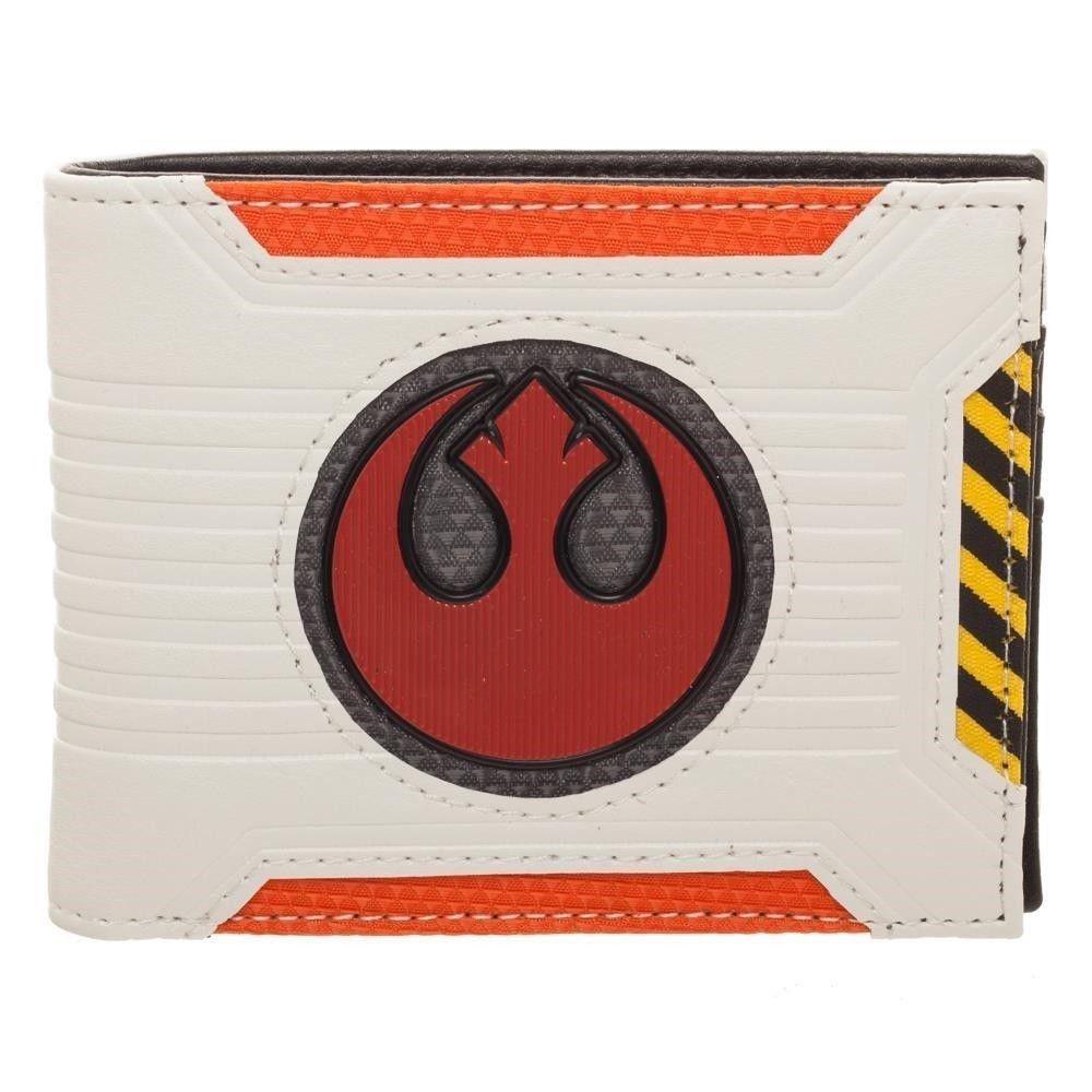 Star Wars: Rebel Chrome Weld - Bifold Wallet image