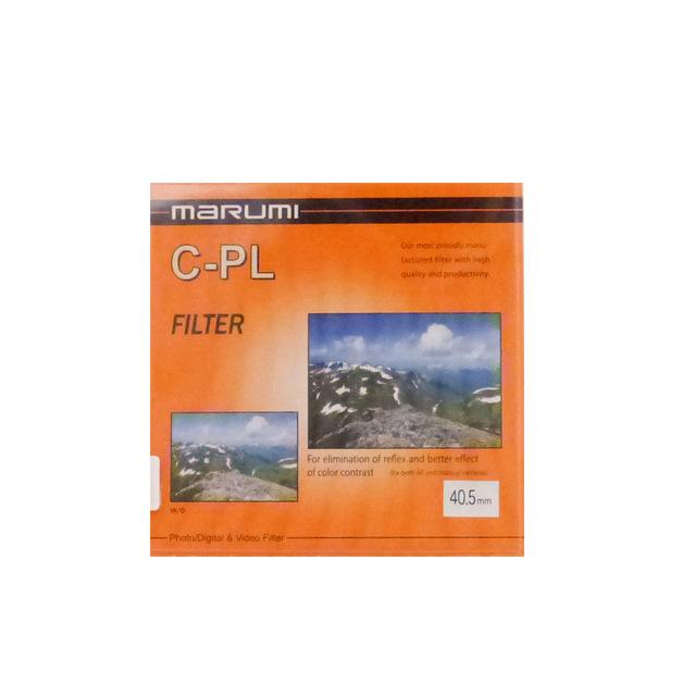Marumi Circular Polarising Filter 40.5mm