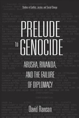 Prelude to Genocide by David Rawson