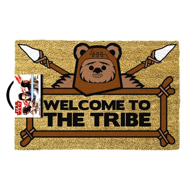 Star Wars: Ewok Door Mat - Welcome To The Tribe