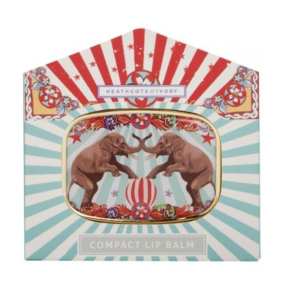 Vintage + Co - Grand Circus Lip Balm in Mirrored Compact