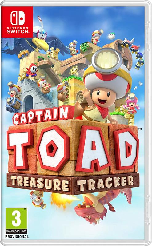 Captain Toad Treasure Tracker for Switch