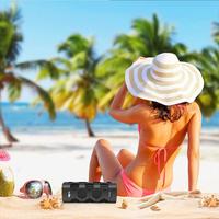 Ape Basics: Waterproof Portable Bluetooth Speakers image