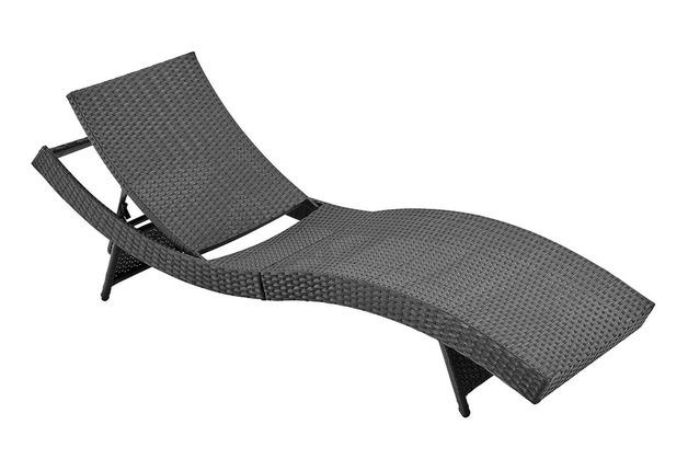 Shangri-La Biarritz Outdoor Furniture Sun Lounger