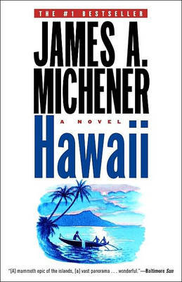 Hawaii by James A Michener image