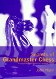 Secrets of Grandmaster Chess by John Nunn image