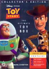 Toy Story Toy Box on DVD
