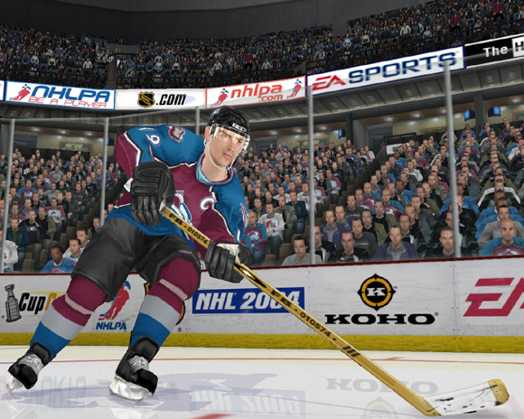 NHL 2004 for PC Games image