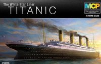 Academy R.M.S Titanic MCP Colour Parts 1/400 Model Kit