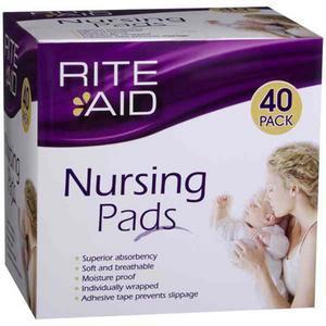 Rite Aid Nursing Pads - 40 Pack image