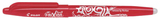 Pilot FriXion Capped Gel Pen Red