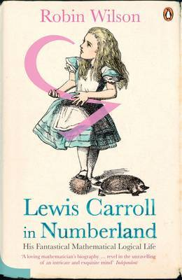 Lewis Carroll in Numberland by Robin Wilson image