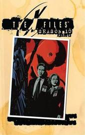 X-Files Season 10 Volume 4 by Joe Harris