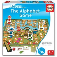 Educa: I Learn - The Alphabet Game