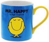 Mr Men - Mr. Happy Mug