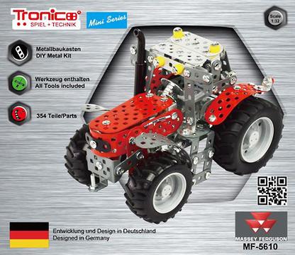 Tronico Massey Ferguson MF-5610 1/32 Construction Kit image