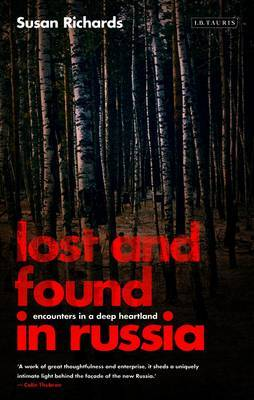 Lost and Found in Russia by Susan Richards image