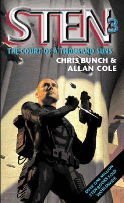 The Court of a Thousand Suns by Chris Bunch image