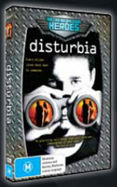 Disturbia (Extreme Action Heroes) on DVD