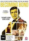 Becoming Bond on DVD