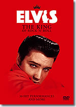 Elvis - The King Of Rock 'N' Roll on DVD